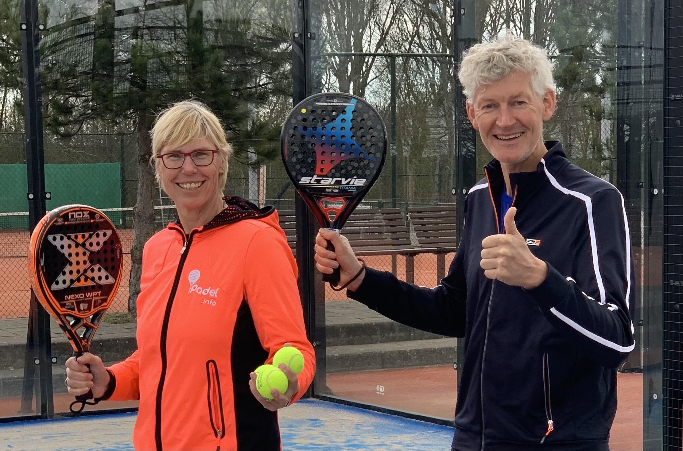 Linda Menkhorst en Martijn Haan