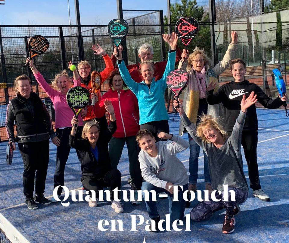 Padel Clinic Quantum-Touch